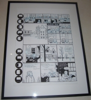 Chris Ware - Rusty Brown, Comic Art